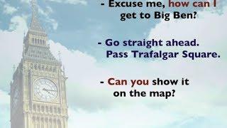 Модальный глагол CAN. Упражнения ч.2. Урок английского языка. В городе. Путешествия.