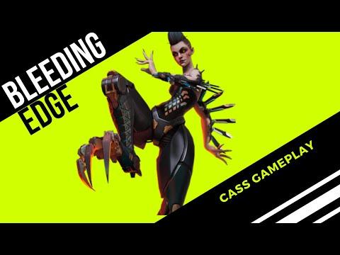 BLEEDING EDGE: CASS GAMEPLAY (FULL GAME)