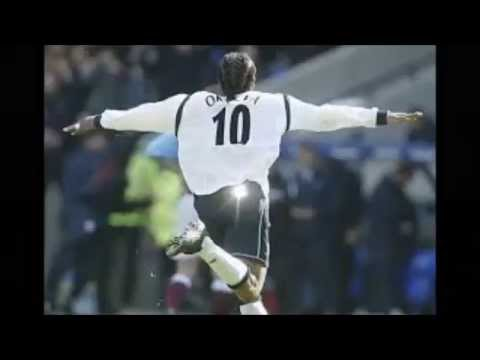 Jay-Jay Okocha • Top 10 skills
