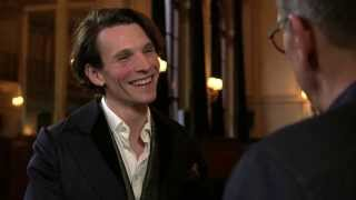Interview: Sabin Tambrea(Ludwig II) & Andreas Schiekofer, German Film Festival Singapore 2013