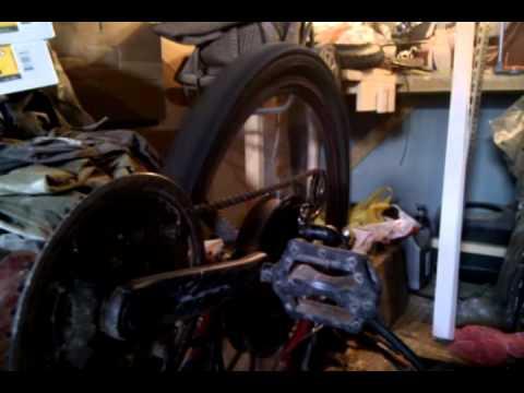 моторколесо после замены датчиков холла