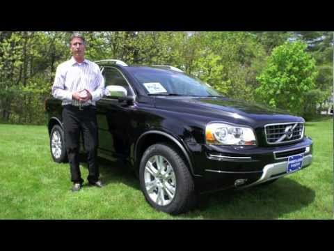2013 Volvo XC90 Platinum @ PortlandVolvo.com (Stock # 13012)