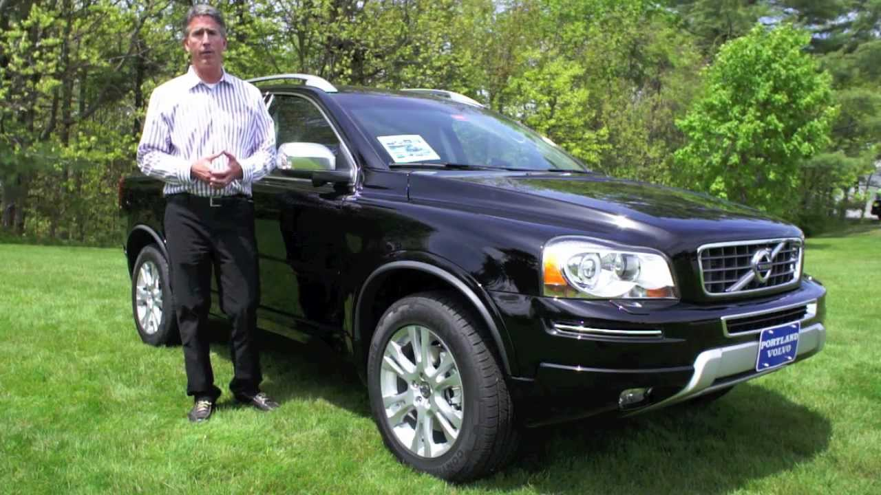 2013 volvo xc90 platinum stock 13012 youtube. Black Bedroom Furniture Sets. Home Design Ideas