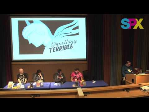 SPX 2016 Panel - Indie Publishing: Make the Comics You Want to See