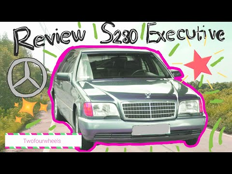Ep.1 Mercedes-Benz S280 Review