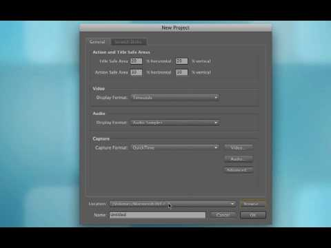how to add text in premiere pro cs4