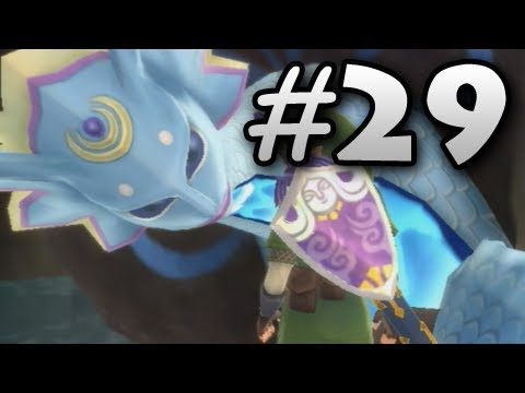 The Legend of Zelda: Skyward Sword - Part 29: Song of The Hero - Water Dragon's Verse