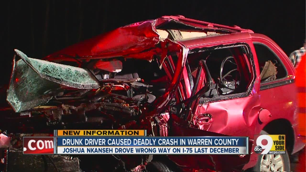 Ohio State Highway Patrol confirms drunk driving was the cause of a deadly  crash