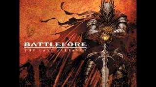 Battlelore's new album The Last Alliance Moontower.