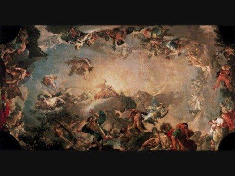 W.F. Bach - Concerto for 2 Harpsichords in E Flat - Mov. 1/3