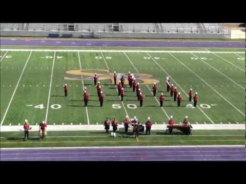 La Villa High School Marching Band PigSkin 2012