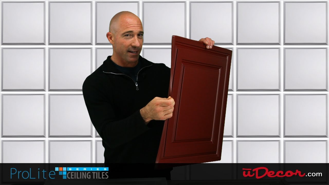 The need to know about our prolite vinyl ceiling tiles youtube the need to know about our prolite vinyl ceiling tiles doublecrazyfo Choice Image