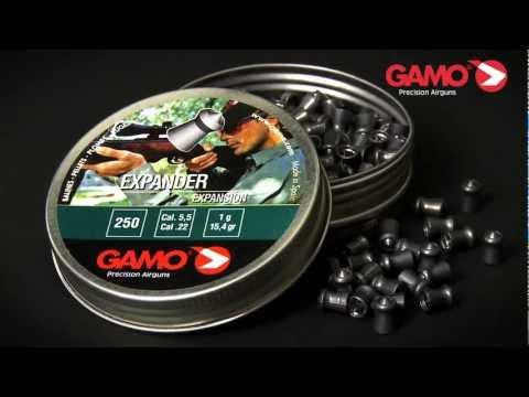 Balines Gamo Expander (Gamo Expander Ammunition)