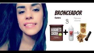 Bronceador Casero 3 maneras (compacto,crema,polvo) Thumbnail