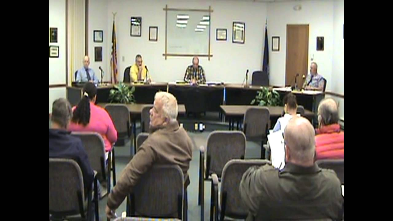 Rouses Point Village Board Meeting  5-2-16