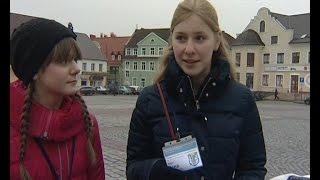 «Журналистский спецназ» высадился в Гвардейске