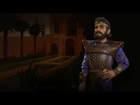 Persia Theme - Industrial (Civilization 6 OST) | Kereshmeh; Reng-e Shalakhu