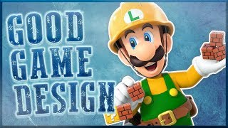 Good Game Design - Super Mario Maker 2: Building Better Creators