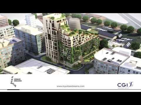 CGI - Urban Dreams Project