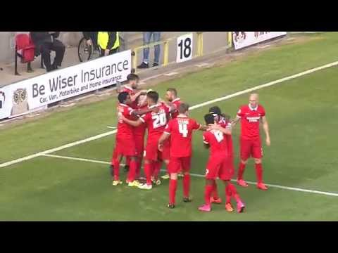 GOALS & HIGHLIGHTS: Leyton Orient 3 Notts County 1