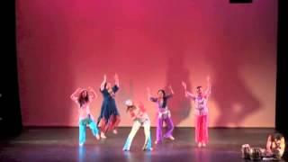 Hippie Fusion Dance - Hare Krishna Hare Rama with MEISSOUN and group