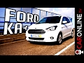 Ford KA+ 2017 - O citadino plus! [Review Portugal]