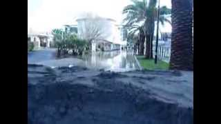 Dax, Inondations 2014