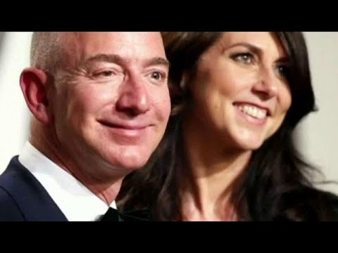 Bezos divorce could impact Amazons ownership structure