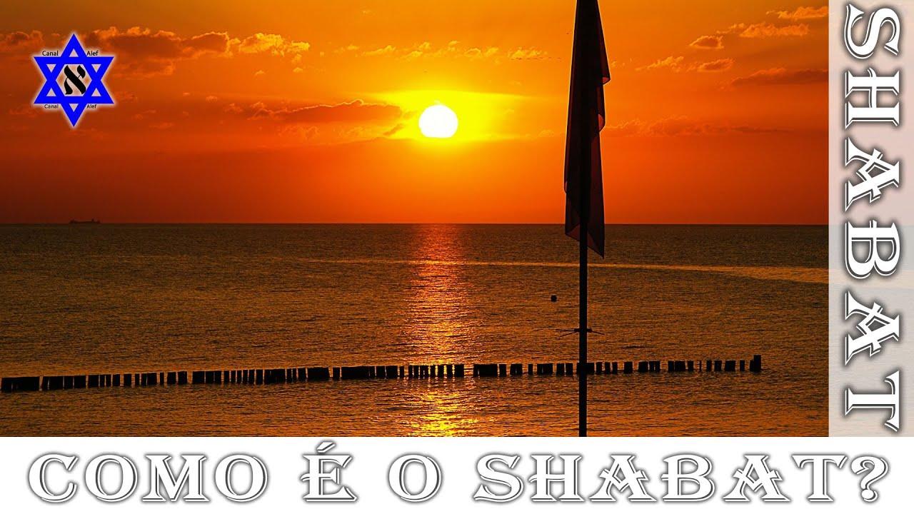Entendendo o Shabat (Sábado) - Você sabe o que é? - Canal Alef
