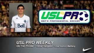 USL PRO Weekly -- Omar Salgado