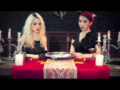 LADIES'CODE 'Hate You' M/V