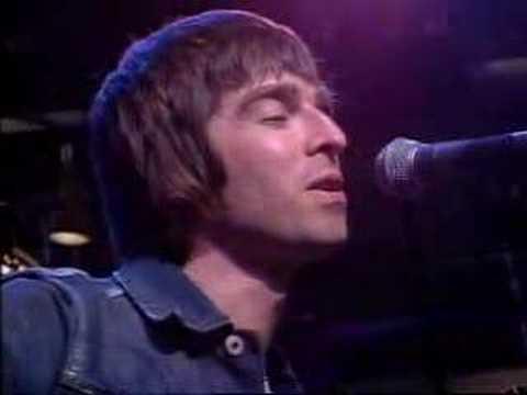 Oasis - Wonderwall - Acoustic - Noel Gallagher
