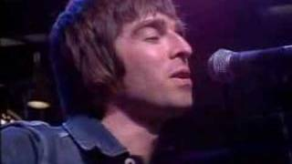 Oasis - Wonderwall - Acoustic - Noel Gallagher