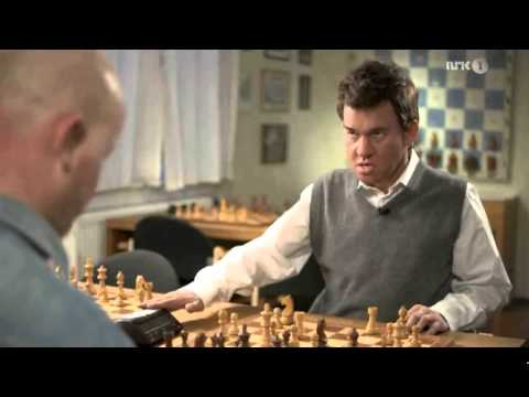Kristian Valen as World Chess Champion, Magnus Carlsen
