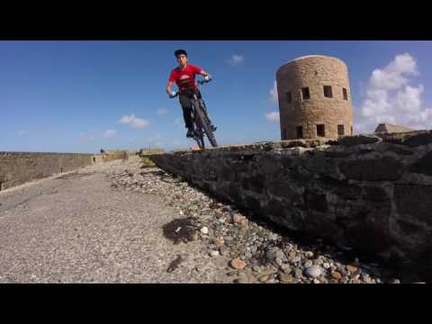 Guernsey-Mountain Biking Pleinmont