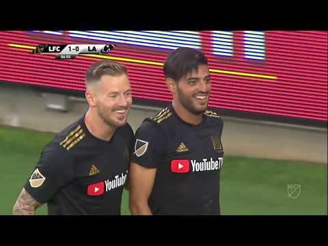 LAFC vs. Galaxy | 2 - 2 | MLS Highlights