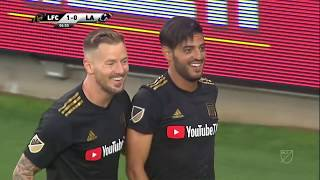 LAFC vs. Galaxy | 2 - 2 | Highlights | July 26, 2018