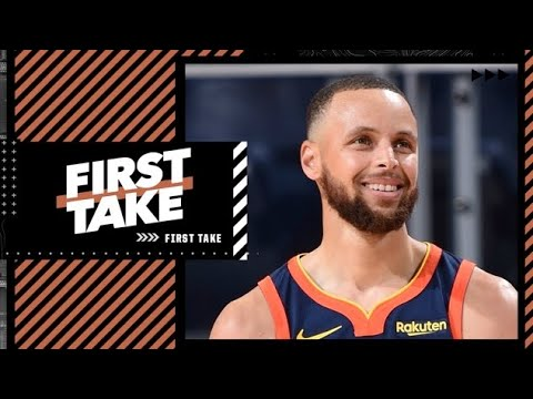 Download Does Steph Curry's extension mean the Warriors are a threat to win the West next year? | First Take