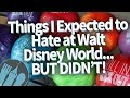 Gambar cover Things I Expected to Hate at Walt Disney World, But Didn't!