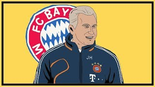 Tactics Explained | Bayern Munich & Jupp Heynckes' Treble