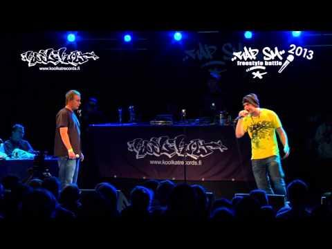 Rivo vs Krister (RAP SM 2013 FINAALI)
