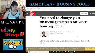 financial game plan for when housing cools