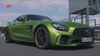 Driving the Mercedes-AMG GT Family (GT, GT C & GT-R)