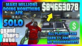 *NEW* GTA 5 $4,000,000 MONEY GLITCH! (Unlimited Money SOLO All-Day) GTA ONLINE (XBOX/PS4/PC) 1.46