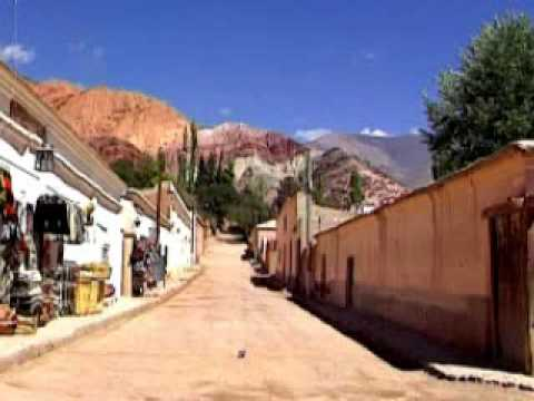 Visita a la Quebrada de Humahuaca