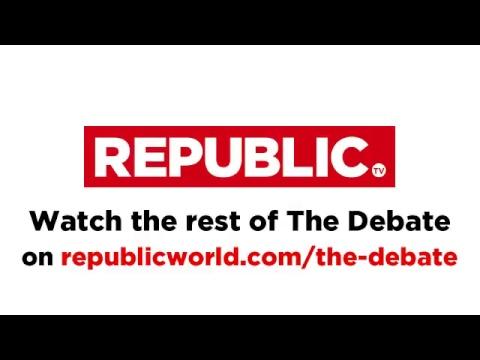 Republic-TV #Nitish Quits