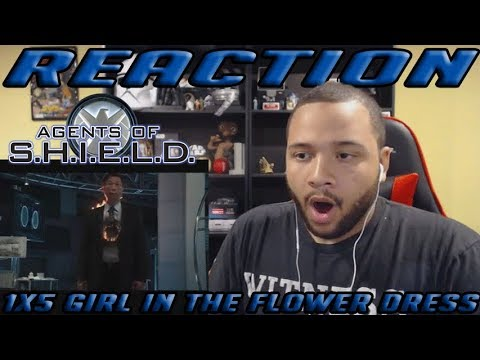 Download Agents of Shield Season 1 Episode 5 - Girl in the Flower Dress   Reaction