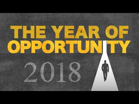 Opportunity Awaits - A Call to Action - Week 3