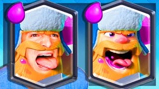 Max LUMBERJACK New Personal Best! - Clash Royale