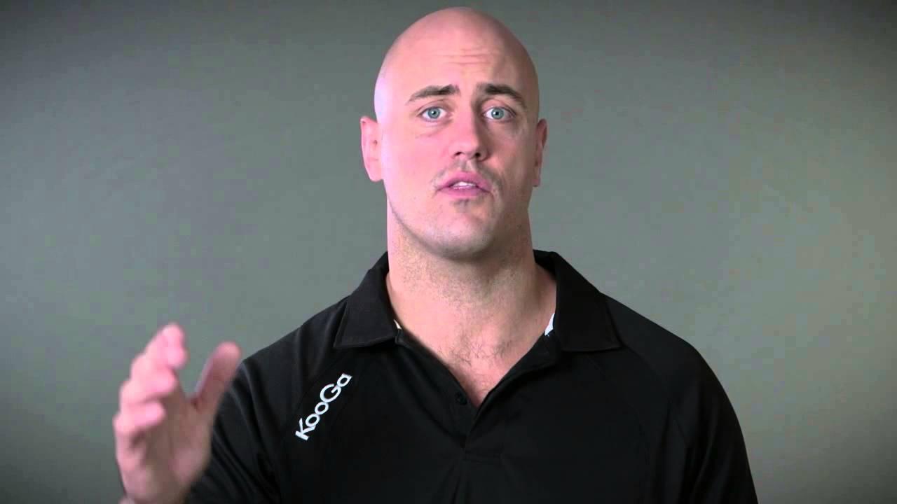 Nathan Sharpe - Samsung Junior Rugby